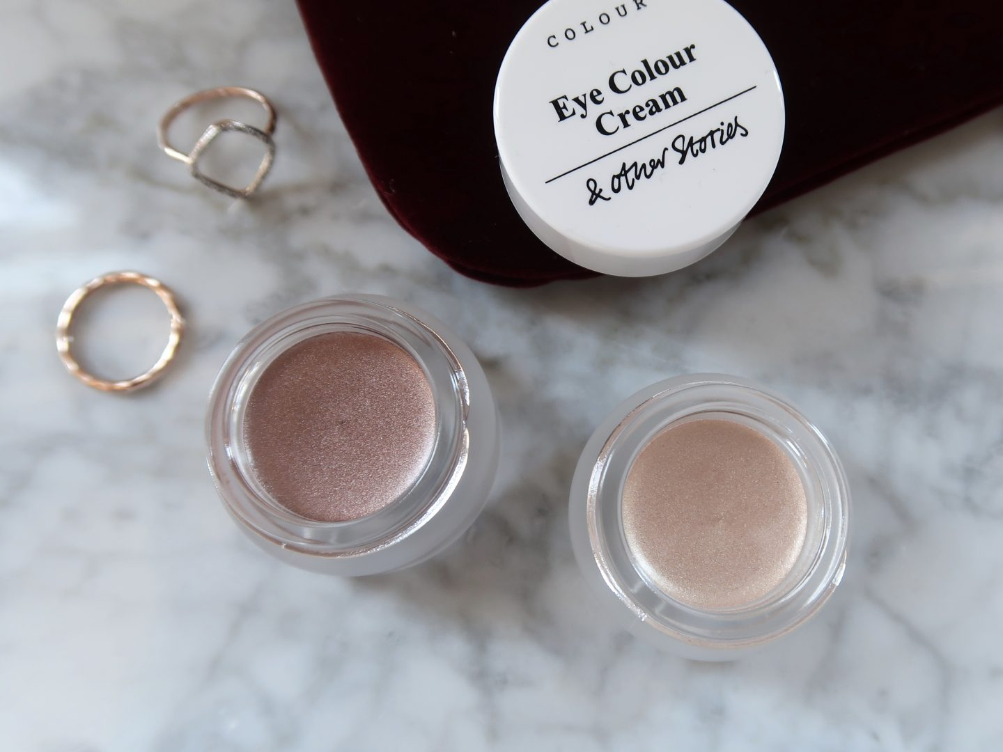 New in beauty: Eye Colour Creams by & Other Stories